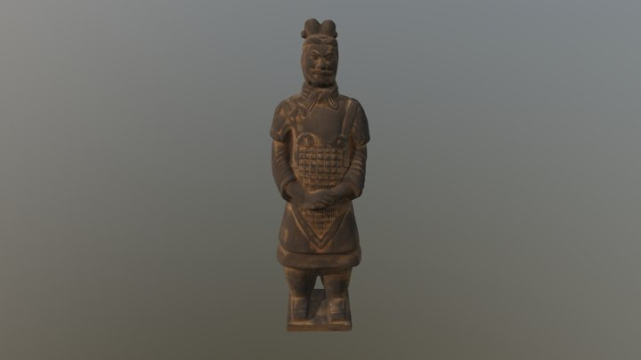 Photoscan practice 3D Model