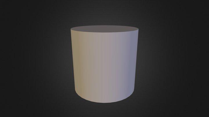 Synergainz Label - Mock 1-01 Copy 3D Model