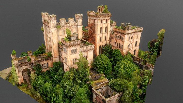Lennox castle hospital 3D Model