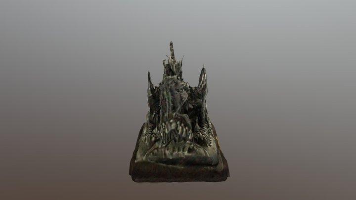 Sa rada 3D Model