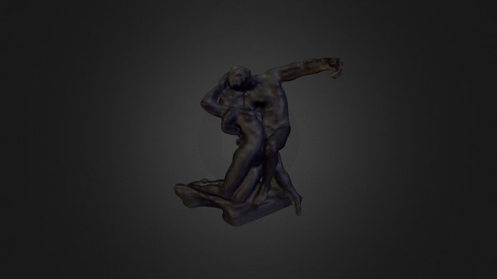 Eternal Springtime, Rodin 3D Model