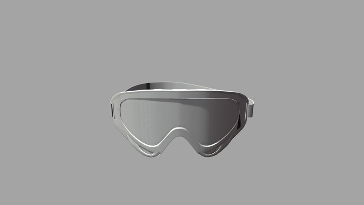 Goggles Week 2 3D Model