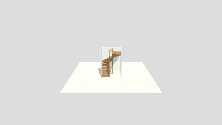 CG Cooper 3D Model