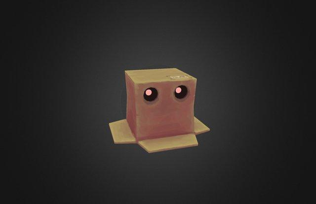 Just a Box 3D Model