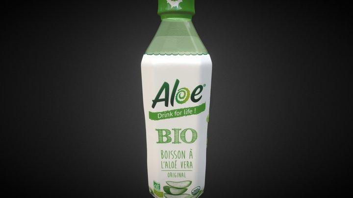 Aloe Bio 50cl Test3 Real Time- Original 3D Model