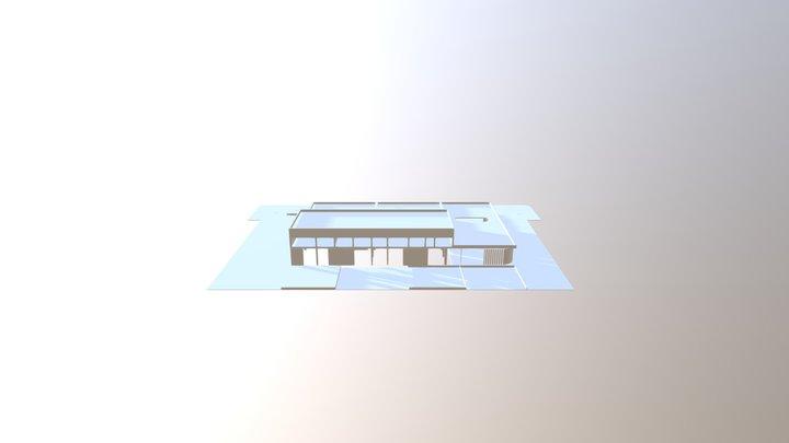 Monteiro 3D Model