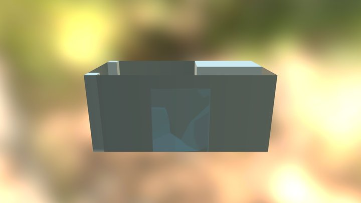 Layout 3D Model