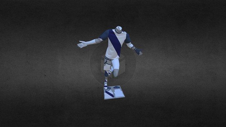 Maniqui 01 3D Model