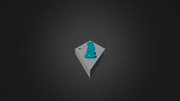 Super Llavero 3D Model