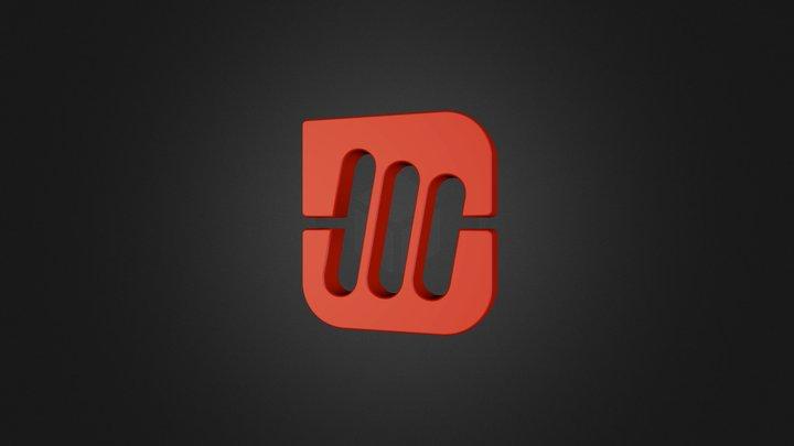 Logo Malha 3D Model