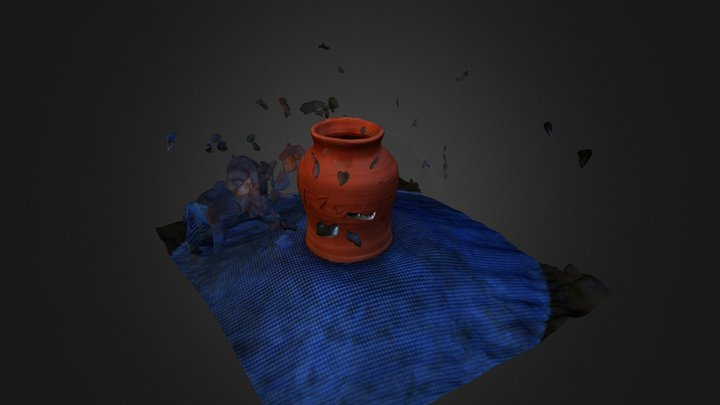 Lixo 3D Model