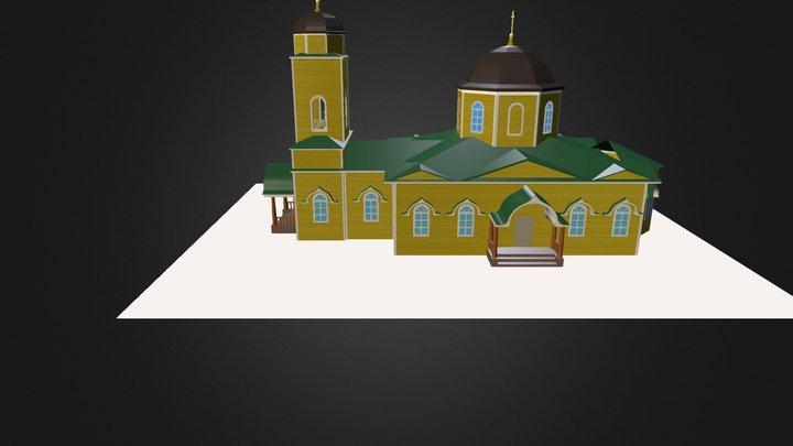 Luga3 3D Model