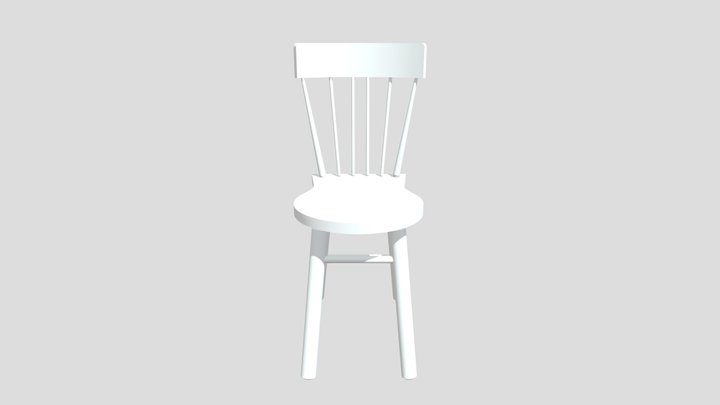 NORRARYD Chair 3D Model