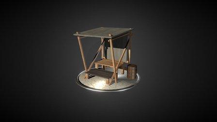 Mercadinho 3D Model