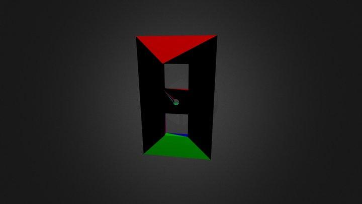 Outlet Plate 3D Model