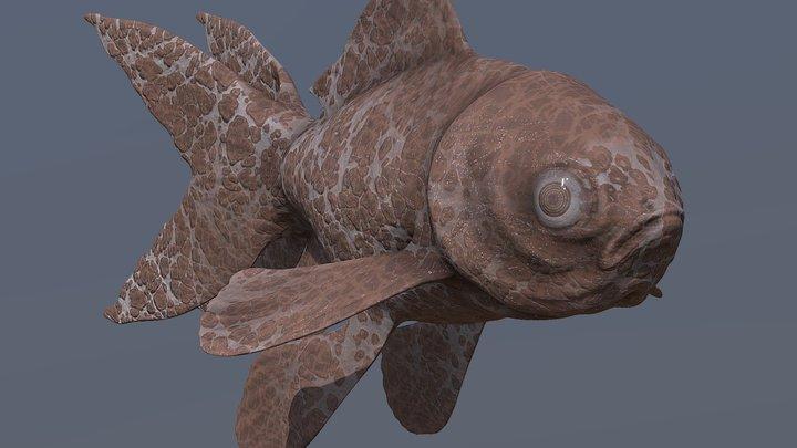 Elefish ?  #FishChallenge 3D Model