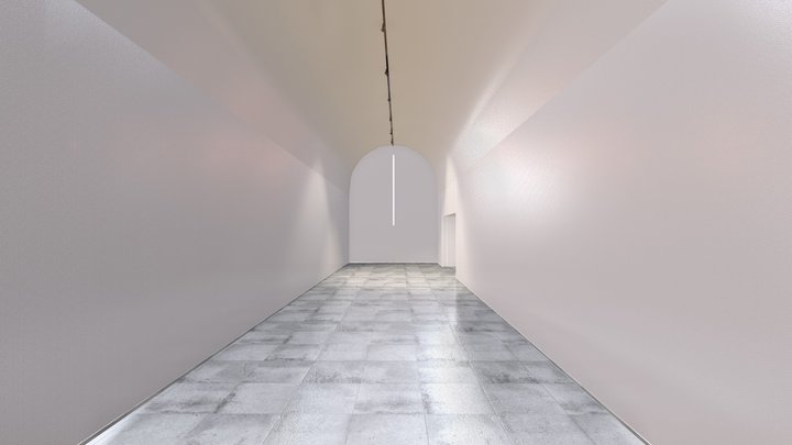 Gallery 8 3D Model
