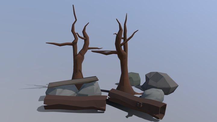 Stuff 3D Model