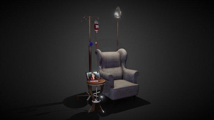 The Sixth Vital Organ 3D Model
