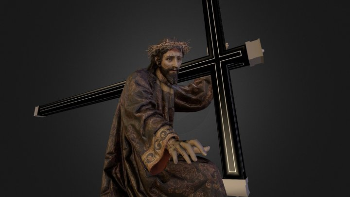 Jesús Nazareno 3D Model