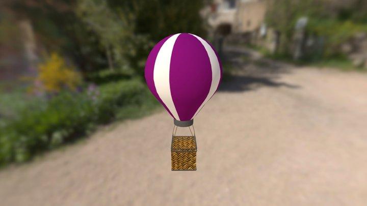 3D Balloon 3D Model