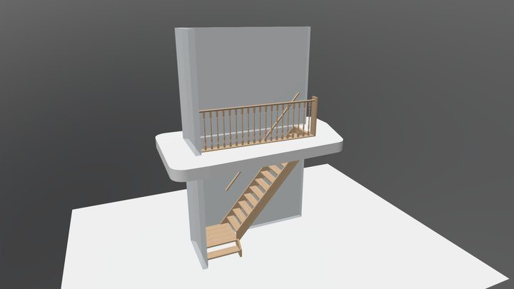 1574 BVNSPTRCK 3D Model