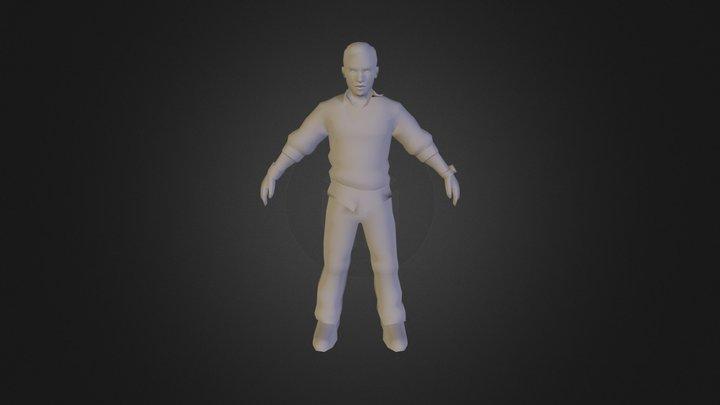 Gary Smith 3D Model