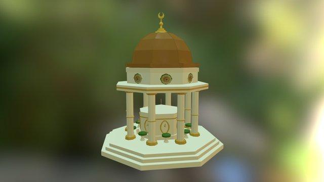 Şadırvan 3D Model