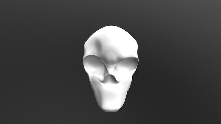 Head Part 1 3D Model