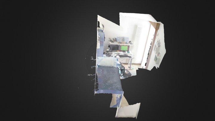 Kinect_GPU_test_2 3D Model