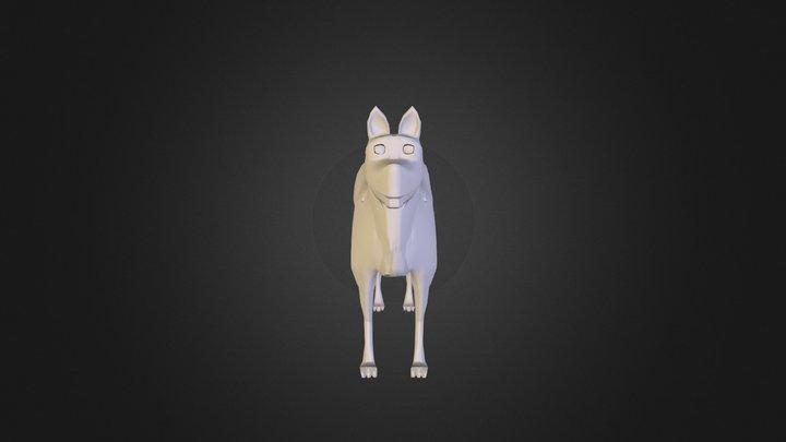 581689 Nelsy Paola Mod Personaje 3D Model
