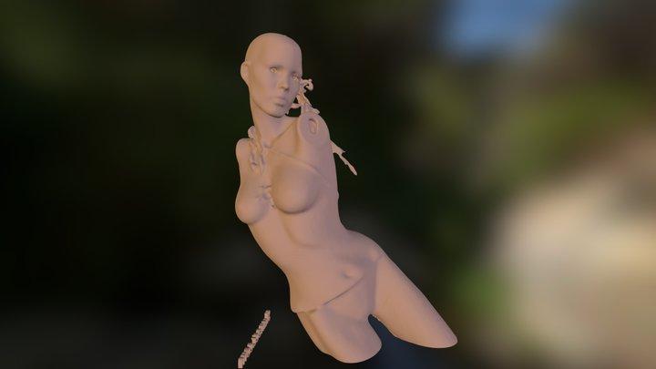 New Skanect Model! 3D Model