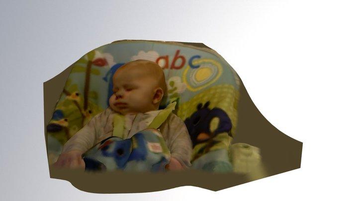 Bogyó_4_hónapos 3D Model