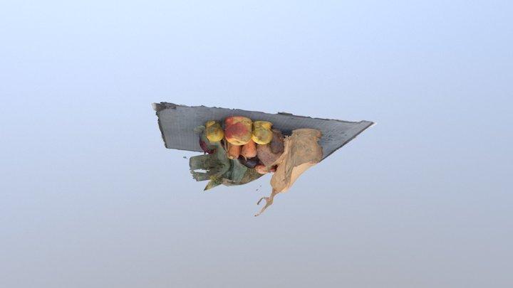 Nature Morte 3D 3D Model