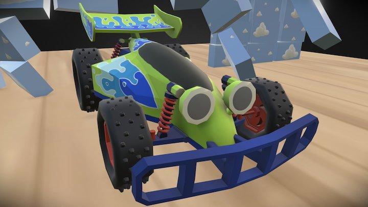Toy Story RC Fan Arts 3D Model