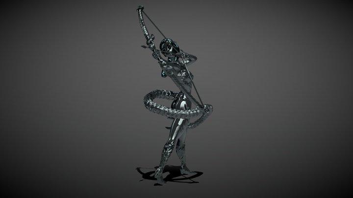 Driada_body 3D Model