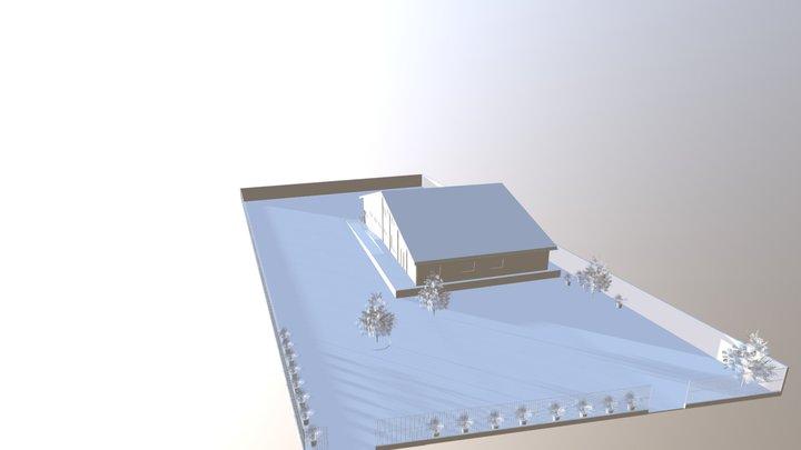 CLINICA- Vista3D-{3D} 3D Model