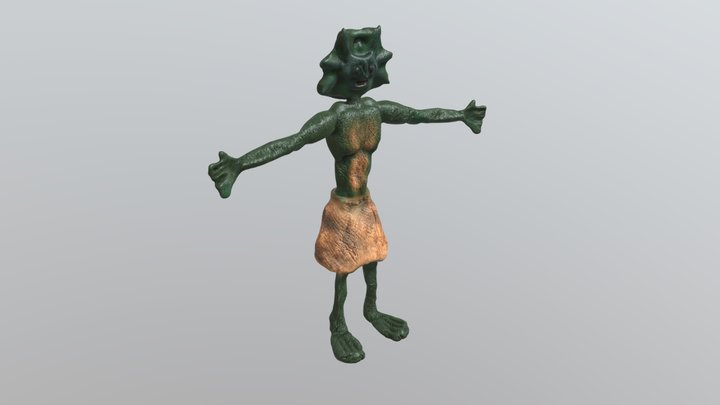 Налей 3D Model