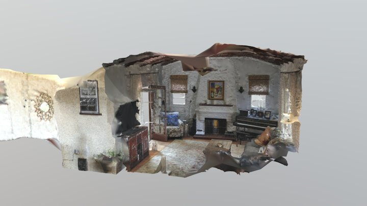 House Assembly 3D Model