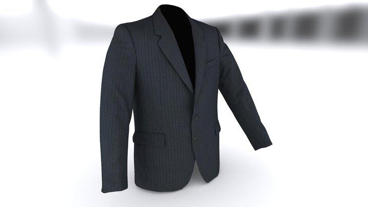 Suit - Jacket 3D Model