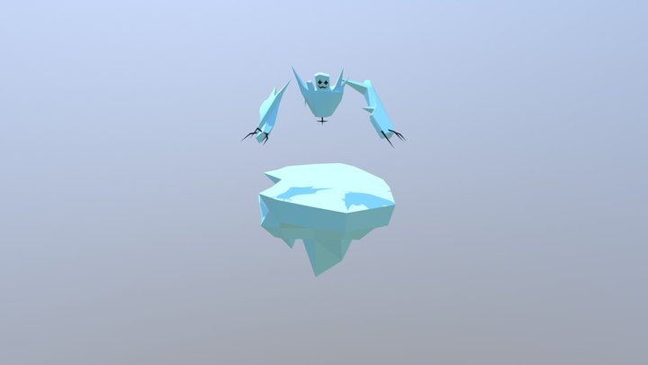 Ibzan 3D Model