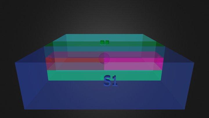 SC Sectors Model v2.1 3D Model