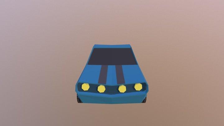Cotxe 2 3D Model