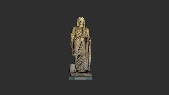 Caligola 3D Model