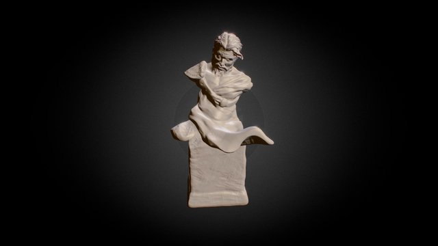 Spartacus 3D Model