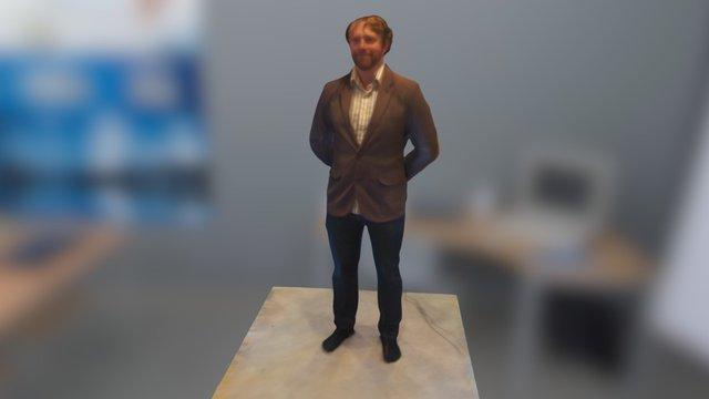 Mr. C 3D Model