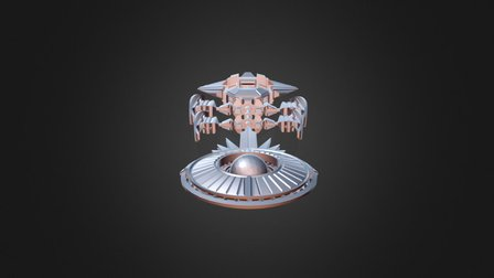 Vega D1 3D Model