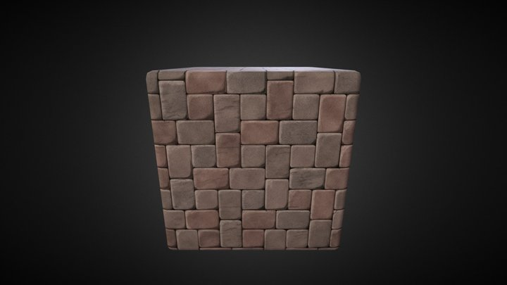 patio_pavers 3D Model