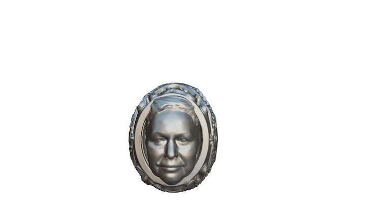 Ring Face 3D Model