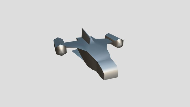 Gett machine Poseidon Unit 3D Model